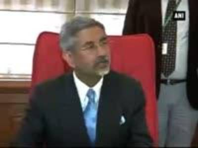 News video: Was very much part of decision to appoint Jaishankar as Foreign Secretary: Sushma Swaraj